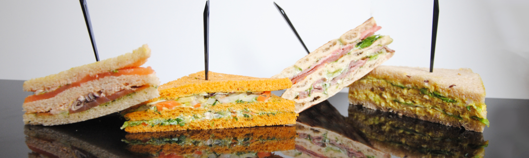 Lunch sandwiches PAGE