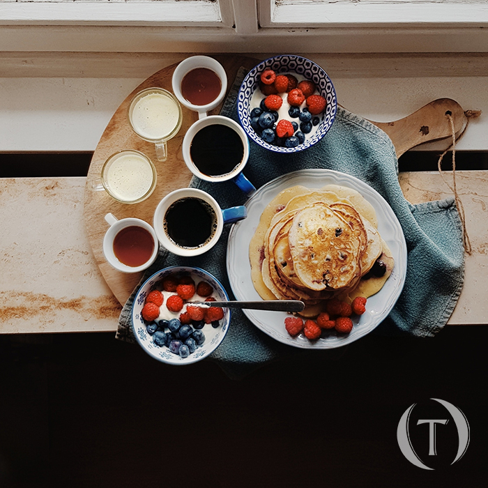 Petits-Déjeuners & Pauses