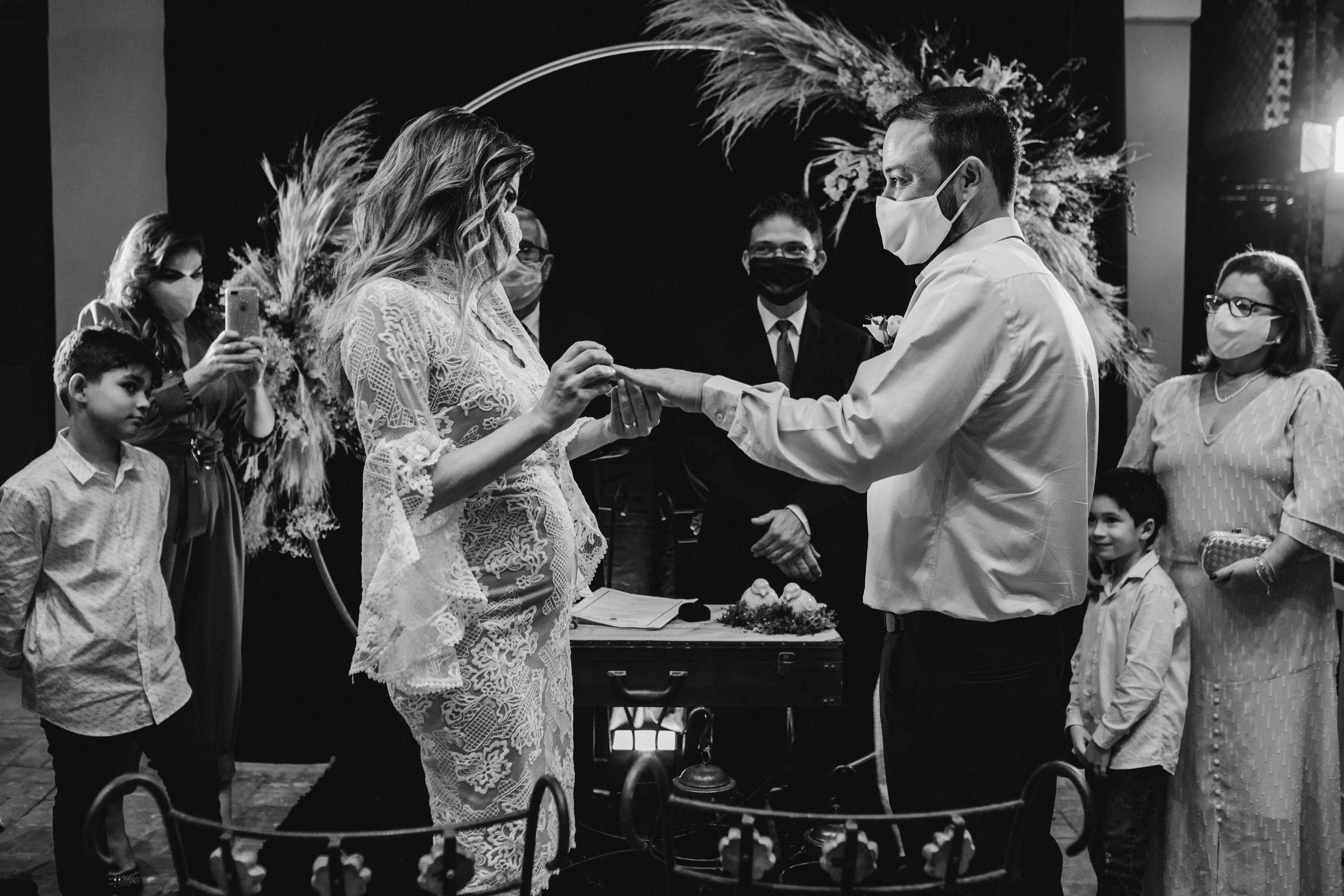 Mariage période Covid
